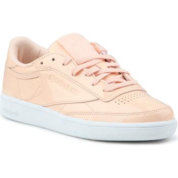 Sapatos Mulher Sapatilhas Reebok Sport Club C 85 Patent BS9778 orange