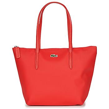 Malas Mulher Cabas / Sac shopping Lacoste L 12 12 CONCEPT Vermelho