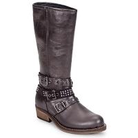 Sapatos Rapariga Botas Hip NIEGRA Castanho