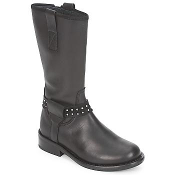 Sapatos Rapariga Botas baixas Hip GRABI Preto