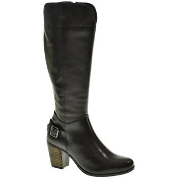 Sapatos Mulher Botas Cumbia 31055 preto