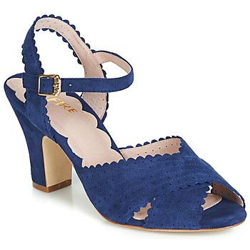 Sapatos Mulher Sandálias Miss L'Fire BEATRIZ Azul