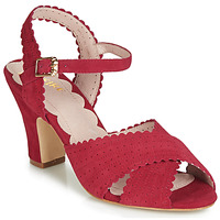 Sapatos Mulher Sandálias Miss L'Fire BEATRIZ Vermelho