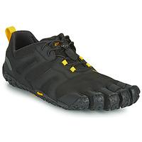 Sapatos Homem Sapatilhas de corrida Vibram Fivefingers V-TRAIL Preto / Amarelo