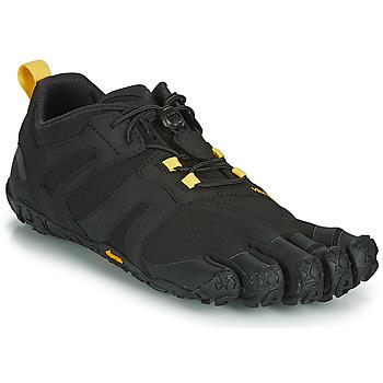 Sapatos Mulher Sapatilhas de corrida Vibram Fivefingers V-TRAIL Preto / Amarelo