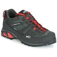 Sapatos Homem Sapatos de caminhada Millet TRIDENT GUIDE GTX Preto / Vermelho