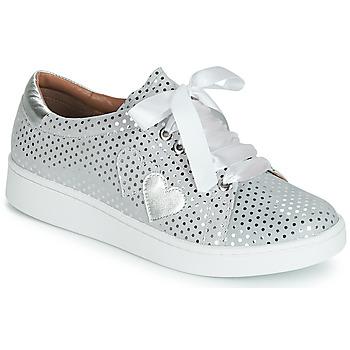 Sapatos Mulher Sapatilhas Cristofoli ARE Prata