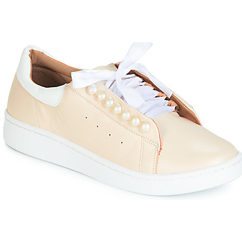 Sapatos Mulher Sapatilhas Cristofoli HOULI Bege