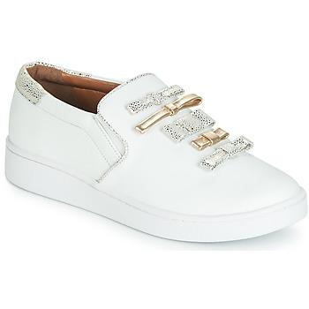 Sapatos Mulher Slip on Cristofoli JOLA Branco