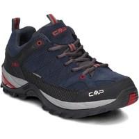 Sapatos Homem Sapatilhas Cmp Rigel Low Preto,Azul marinho