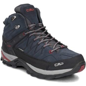 Sapatos Homem Sapatos de caminhada Cmp 3Q1294762BN Preto, Azul marinho
