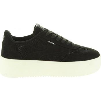 Sapatos Mulher Sapatilhas MTNG 69389 CLAUS Negro