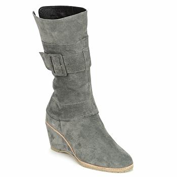 Sapatos Mulher Botins Regard RUBANO Cinza