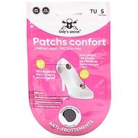 Acessórios Mulher Acessórios para calçado Lady's Secret COUSSINETS ANTI-DOULEUR NO HURT Preto