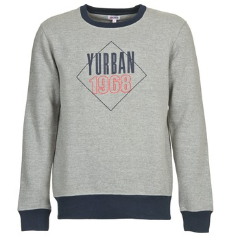 Textil Homem Sweats Yurban CEDRIC Cinza