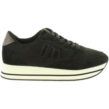 Sapatos Mulher Sapatilhas MTNG 69333 Negro