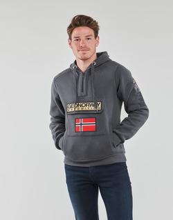 Textil Homem Sweats Geographical Norway GYMCLASS Cinza