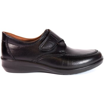 Sapatos Mulher Mocassins Luisetti Zapatos Profesional  0306 Negro Preto