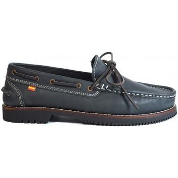 Sapatos Mulher Sapato de vela La Valenciana ZAPATOS APACHE  OLIVENZA AZUL bleu