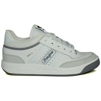 Sapatos Mulher Sapatilhas J´hayber ZAPATILLAS  NEW OLIMPO BLANCO-GRIS Blanco