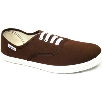 Sapatos Mulher Sapatilhas Javer Zapatillas  60 Marrón Castanho