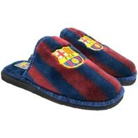 Sapatos Mulher Chinelos Andinas Zapatillas FC Barcelona Vermelho