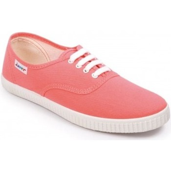 Sapatos Mulher Sapatilhas Javer ZAPATILLAS  60 CORAL Naranja