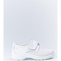 Sapatos Mulher Mocassins Luisetti Zapatos Profesional  0025 Berlin Blanco Branco