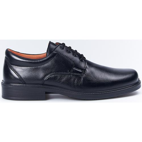 Sapatos Homem Sapatos Luisetti Zapatos Profesional  0101 Negro Preto