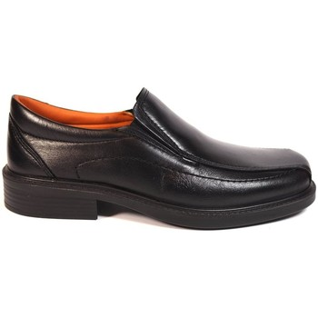 Sapatos Homem Mocassins Luisetti Zapatos Profesional  0104 Negro Preto
