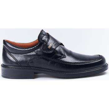 Sapatos Homem Mocassins Luisetti Zapatos Profesional  0108 Negro Preto
