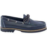 Sapatos Homem Sapato de vela Fluchos ZAPATOS NÁUTICOS  156 MARINO Azul