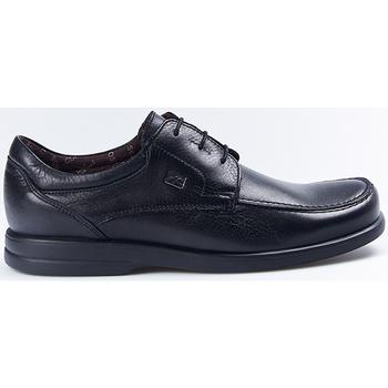 Sapatos Homem Sapatos Fluchos Zapatos Profesional  6276 Negro Preto