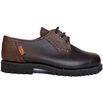 Sapatos Homem Sapatos Valverde Del Camino Zapatos  24-01 Castaña Castanho