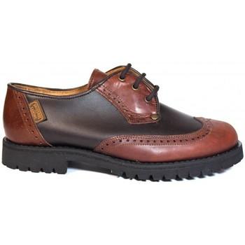 Sapatos Homem Sapatos Valverde Del Camino Zapatos  24-03 Castaña Castanho
