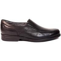 Sapatos Homem Mocassins Fluchos Zapatos Profesional  8902 Negro Preto