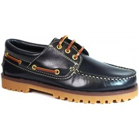 Sapatos Homem Sapato de vela Roal Zapatillas de Casa  848 Marino Azul