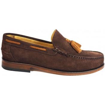 Sapatos Homem Sapato de vela La Valenciana Zapatos  2011 Marrón Castanho