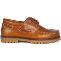 Sapatos Homem Sapato de vela La Valenciana Zapatos  848 Miel Amarelo