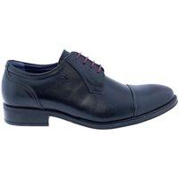 Sapatos Homem Richelieu Fluchos ZAPATOS  8412 NEGRO Negro
