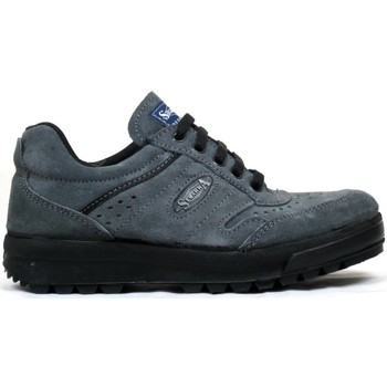 Sapatos Homem Sapatilhas Segarra Zapatillas  3301 Gris Cinza