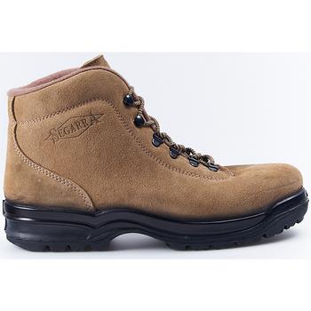 Sapatos Botas baixas Segarra Botas  4200 Natural Castanho
