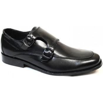 Sapatos Homem Sapatos Riverty Zapatos Finos Szpilman 2044 Negro Preto