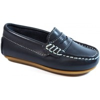 Sapatos Criança Mocassins La Valenciana ZAPATOS NIÑOS  1017 MARINO Azul