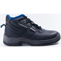Sapatos Botas baixas Anibal BOTAS SEGURIDAD  MASTIA Noir