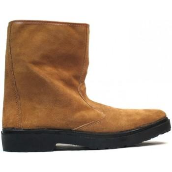 Sapatos Botas baixas Vallera Botas  399 Arena Castanho