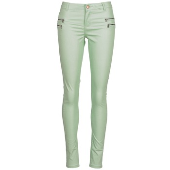 Textil Mulher Calças Noisy May FAME Verde
