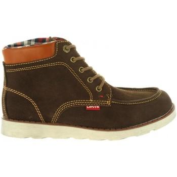 Sapatos Criança Botas baixas Levi's VIND0002L INDIANA Marrón