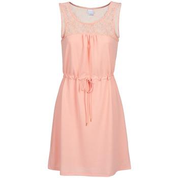 Textil Mulher Vestidos curtos Vero Moda ZANA Rosa