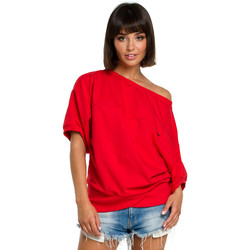 Textil Mulher Tops / Blusas Style S154 Blazer de botão único - bege